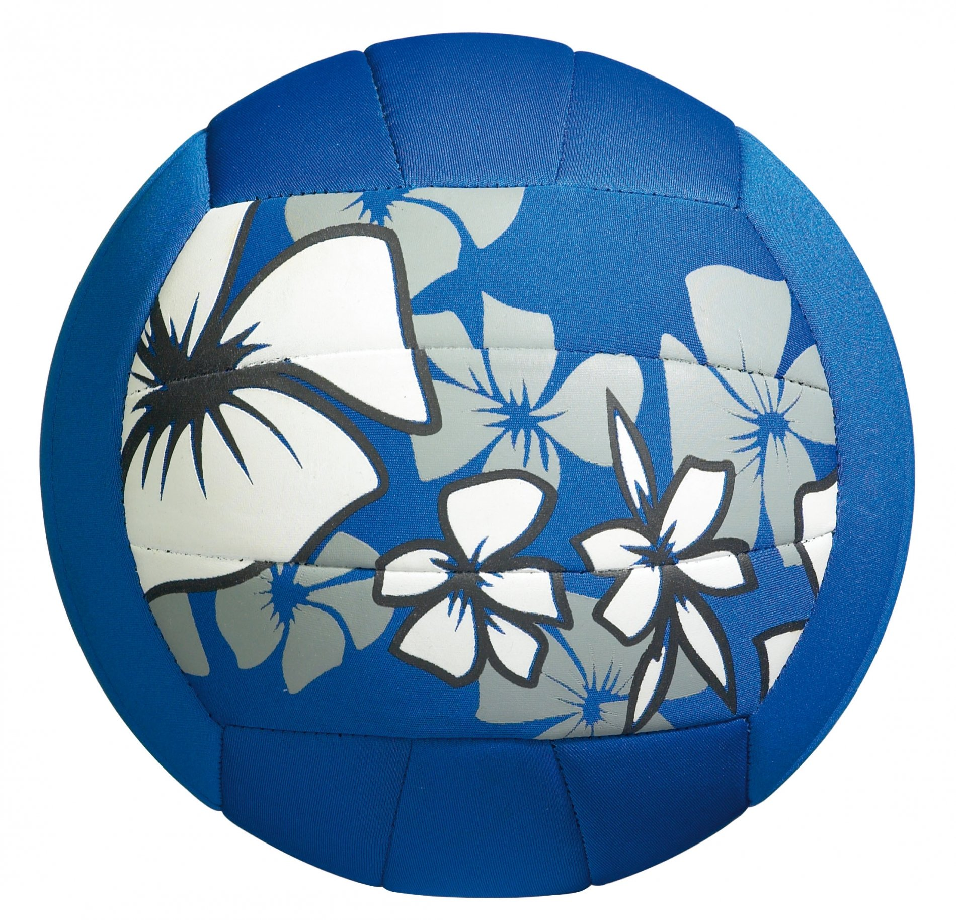 Grande balle de plage neopren bleue swimming pools webshop for Mangeoire synonyme