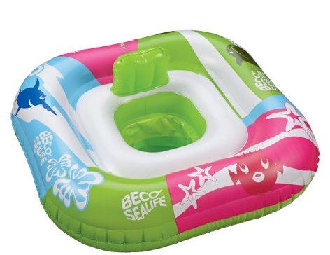 fauteuil de piscine gonflable pour b bes. Black Bedroom Furniture Sets. Home Design Ideas