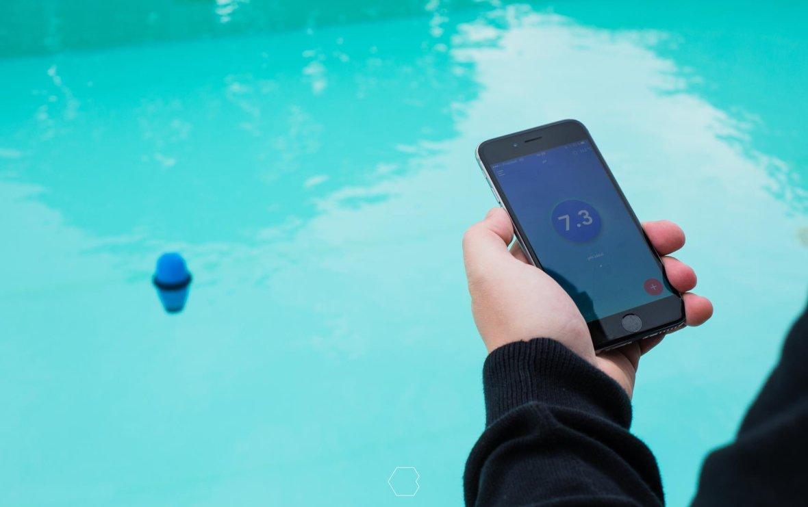 Blue by Riiot mesurage intelligent