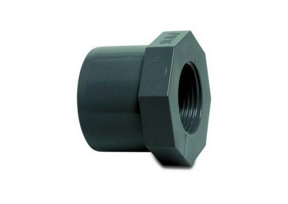 Réduction en PVC rigide 50 x 40 mm