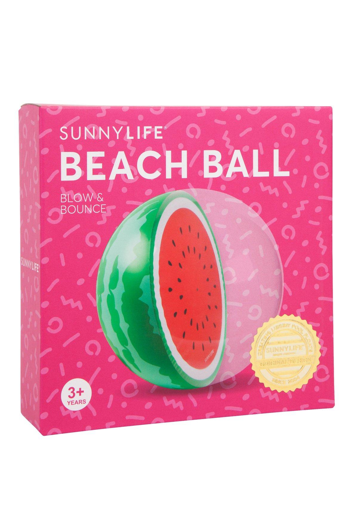 Ballon de plage | Pastèque