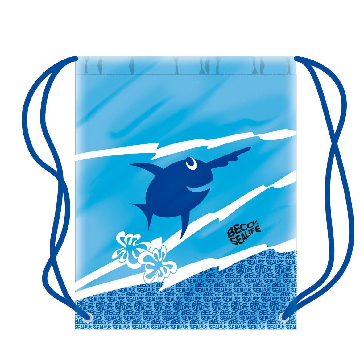 Set de natation Beco Sealife bleu