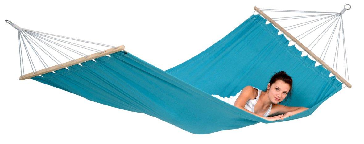 Amazonas hammock - Miami Aqua - 220x120cm