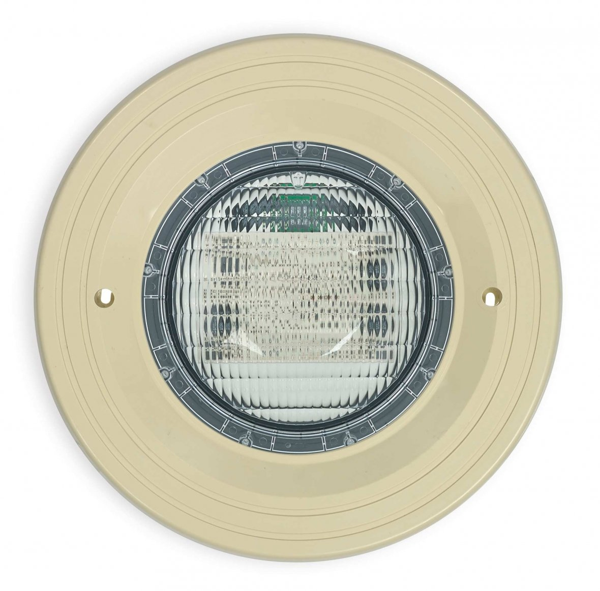 Éclairage LED submersible beige