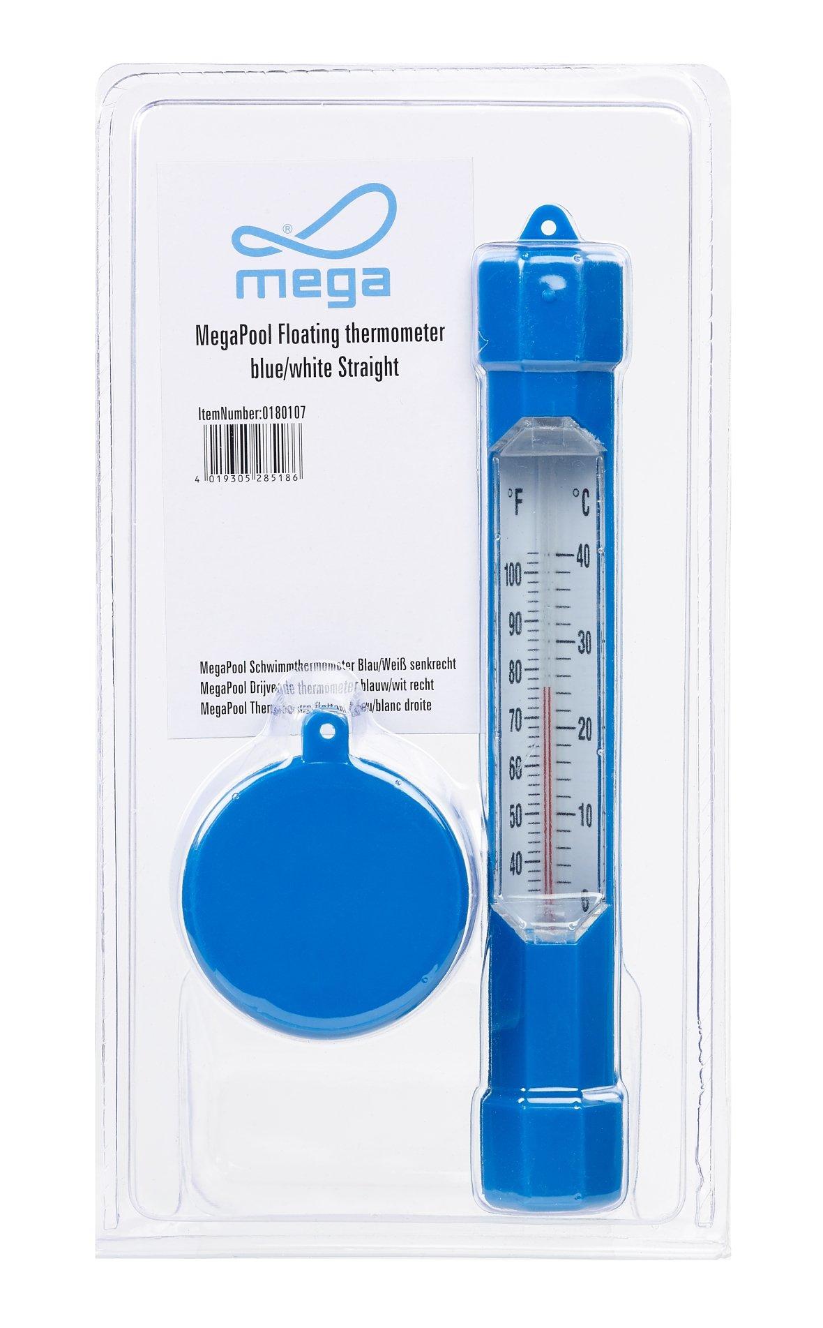 Thermomètre flottant Mega Pool