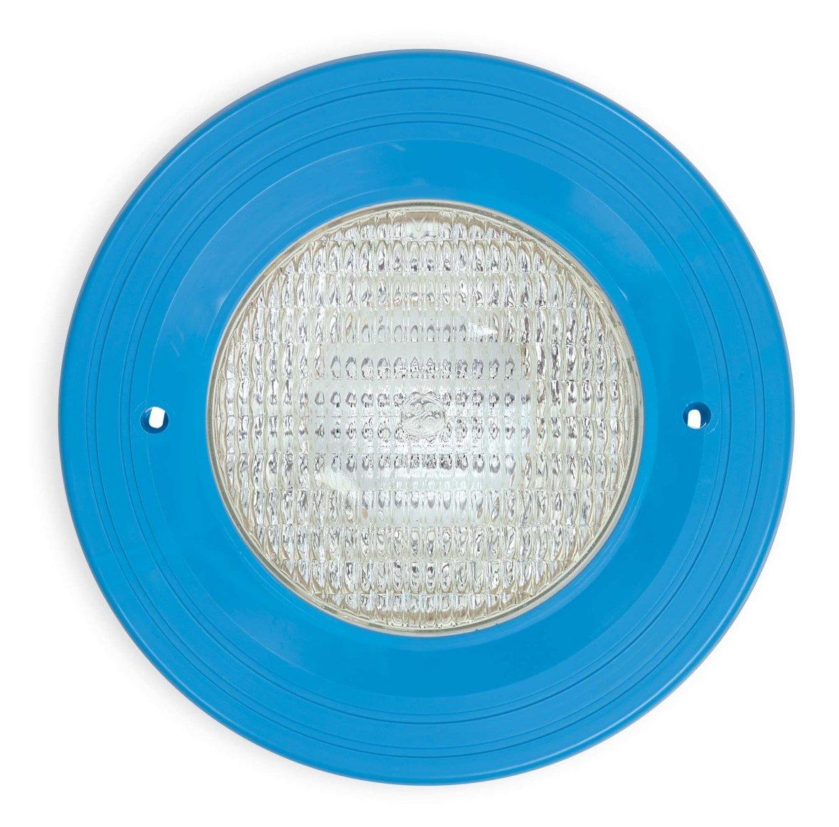 Éclairage halogène bleu adriatique