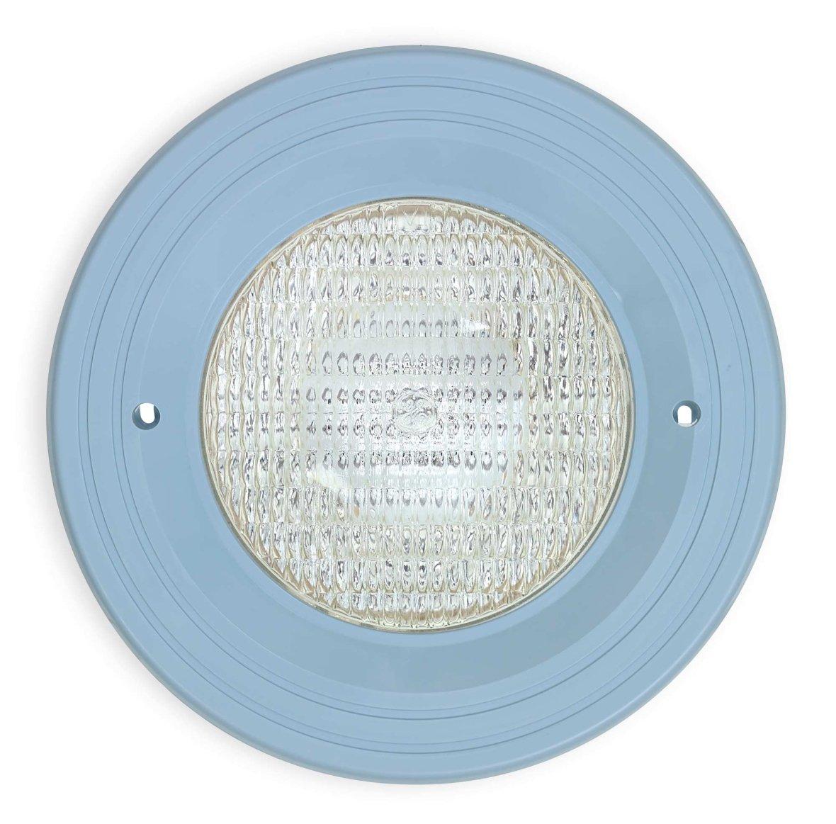 Éclairage halogène submersible bleu clair