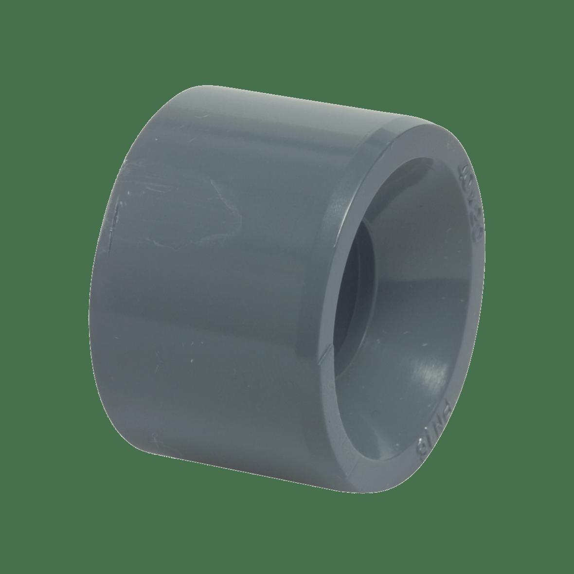 Réduction en PVC 63 x 6/4''