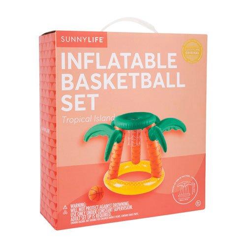 Jeu de lance basketball
