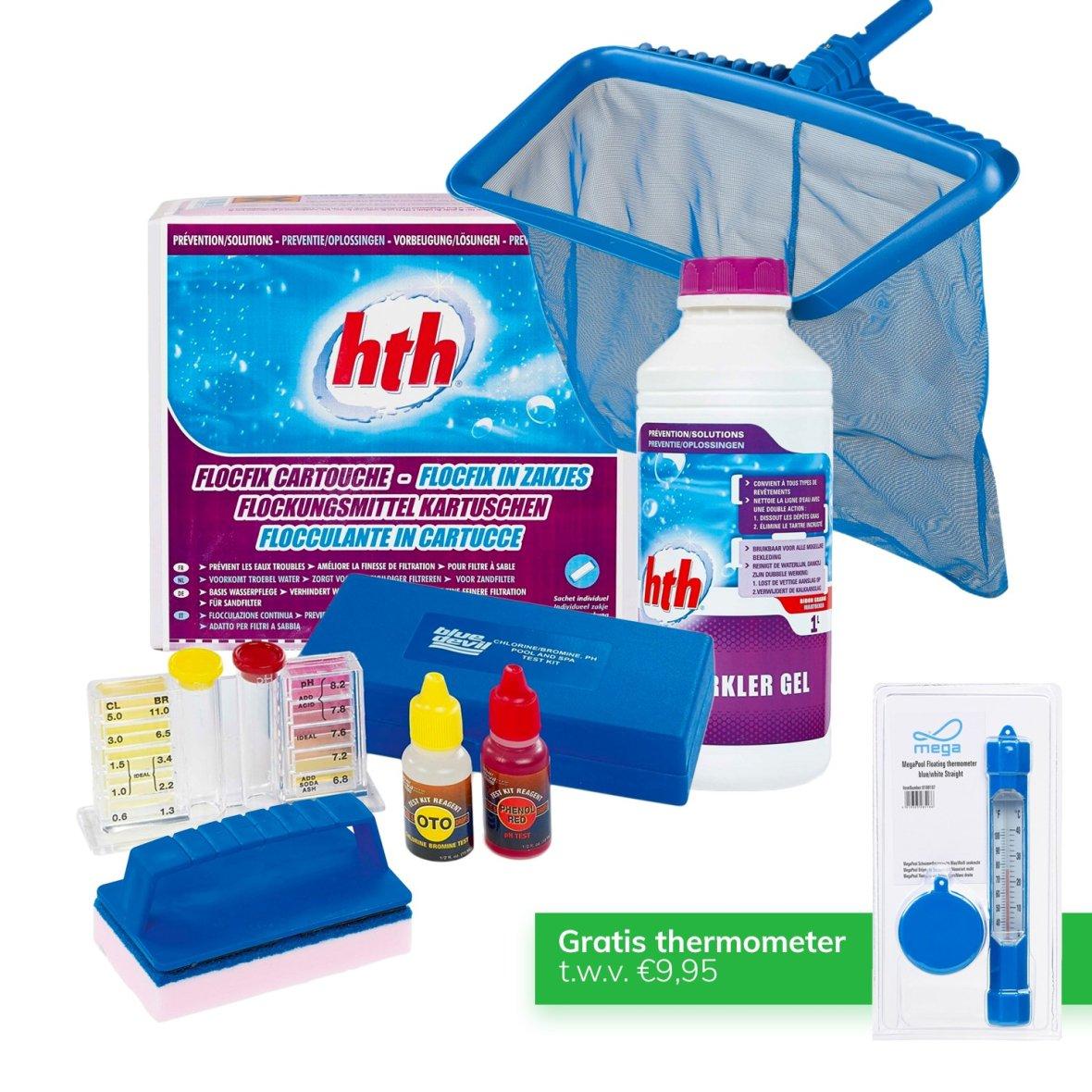 Kit Start to Swim avec thermomètre gratuit