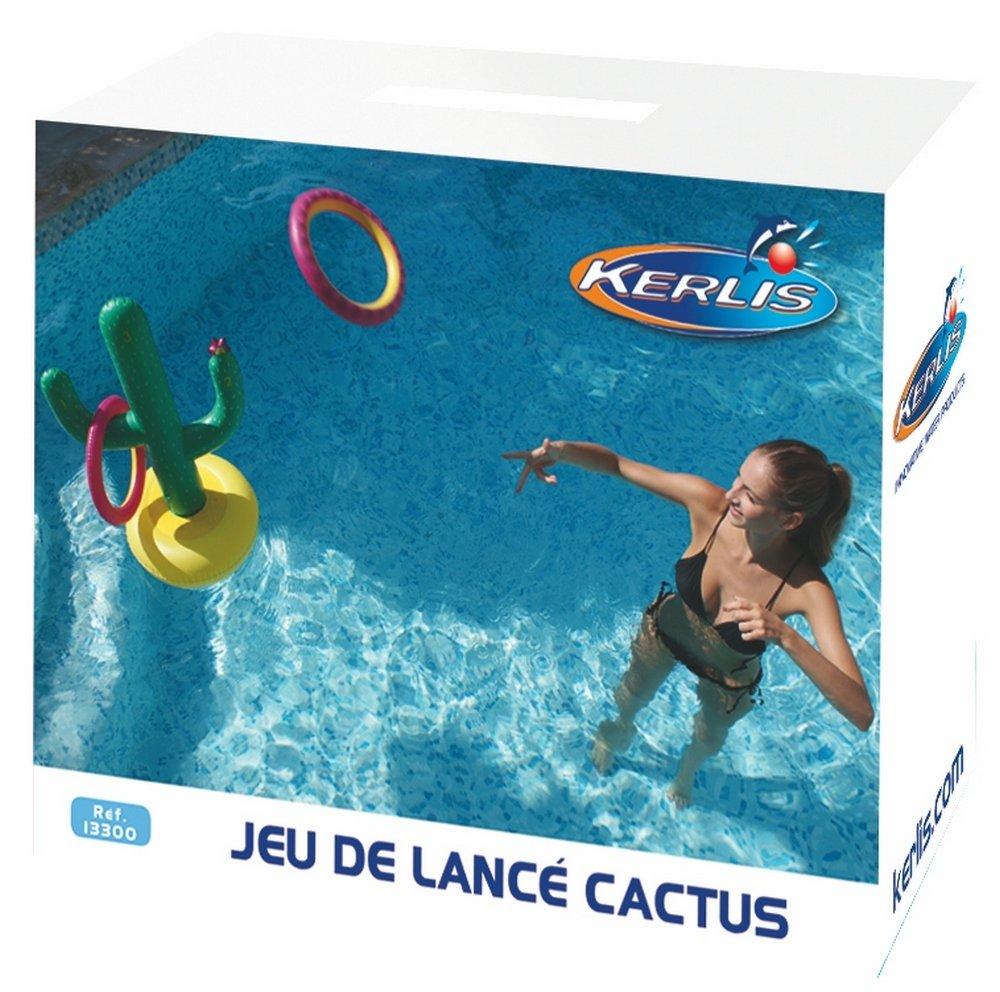 Jeu de lancer   Cactus