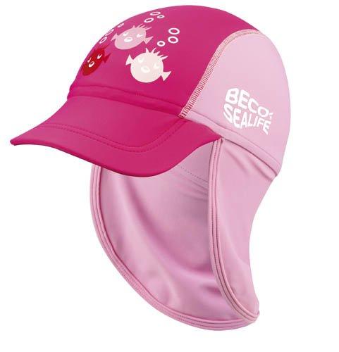 Chapeau anti UV   Rose
