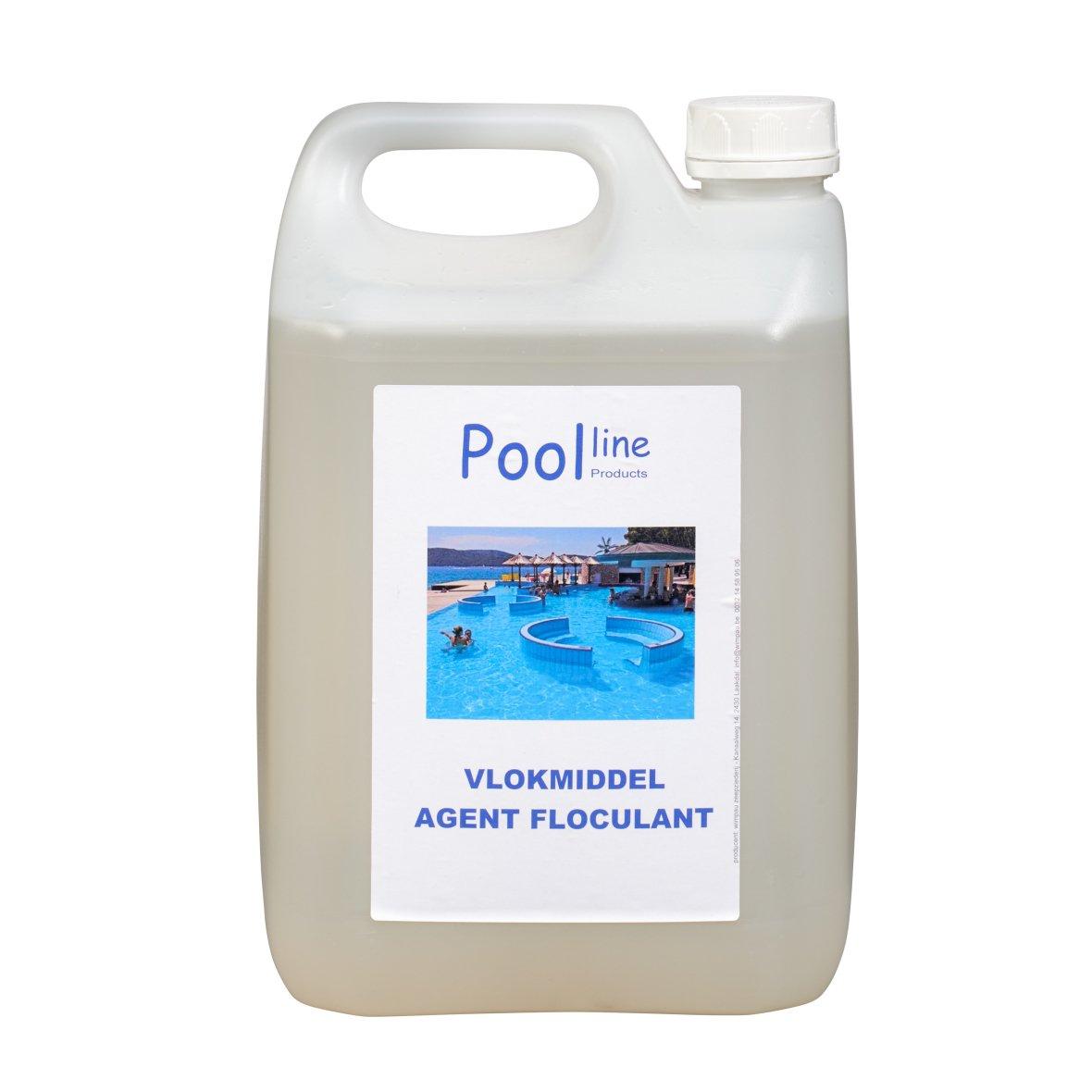 Floculant Poolline 5 l