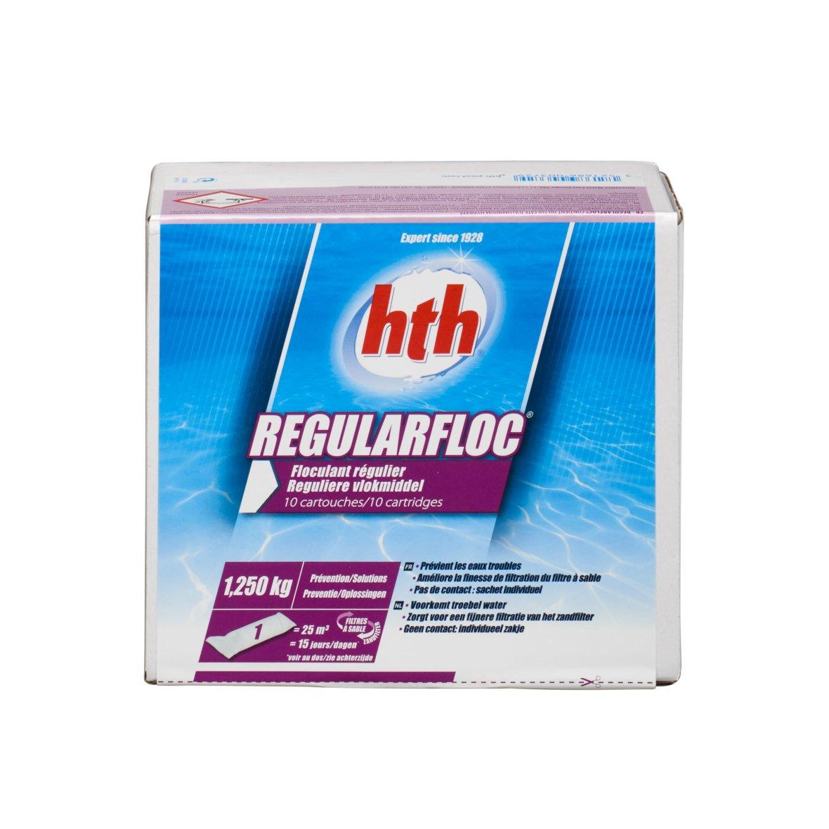 Floculant HTH Regular Floc FloxFix