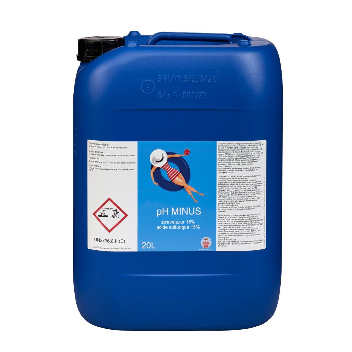 Acide sulfurique 15%