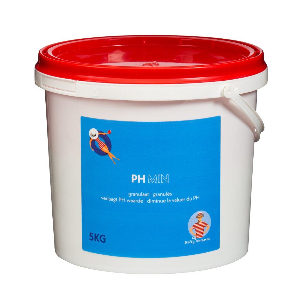 pH Min 5kilos