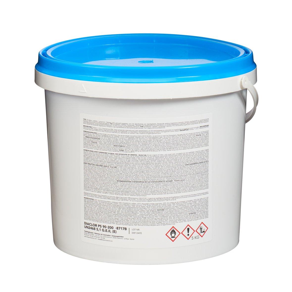 Chloortabletten Tabs 5 kg