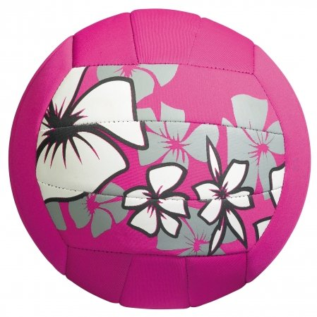 Grand Balle de plage Neopren rose
