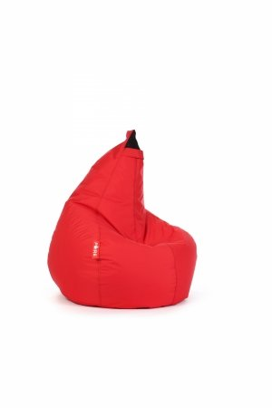 Pouf Dropseat Rouge