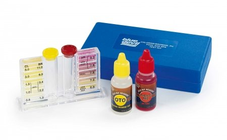 OTO & pH 3-Way Test Kit