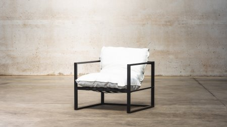STAY chaise longue | blanc