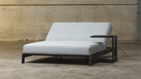 STAY Chaise longue | gris